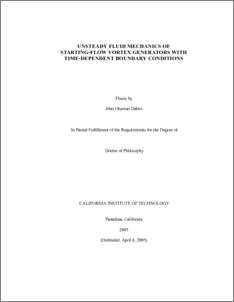PhD thesis of Anupam Sharma