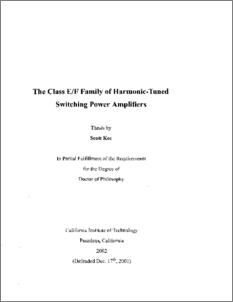 Audison thesis amp for sale Mickey s Autosound M  SABAGHI ET AL       Figure    Class F power amplifier