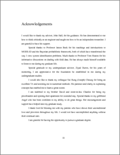 Writing acknowledgements for dissertation - Buy A Essay For Cheap ...