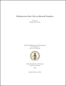 thesis caltech
