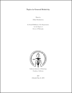 General thesis