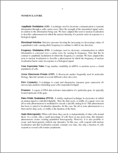 gene expression thesis Study of clustering algorithms for gene expression analysis thesis submitted in partial fulfillment of the requirements for the degree of master of technology.