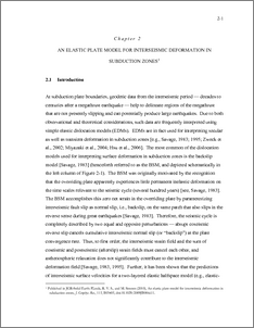Geodesy phd thesis