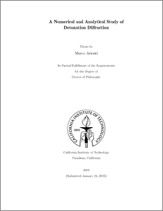 caltech electronic thesis