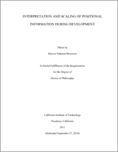 Submission - Thesis and Dissertation Guide - UNC-Chapel Hill