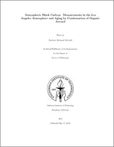 Dissertation on carbon black