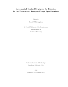 Synthesis thesis