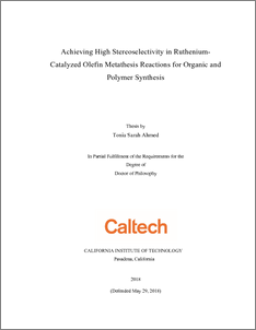 caltech thesis proofreader