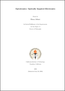 ali hajimiri phd thesis