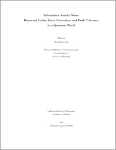 David ribas thesis