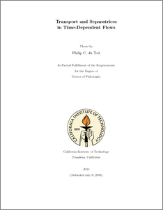 phd thesis title examples