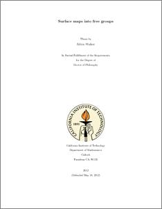 Phd dissertation scott armentrout california