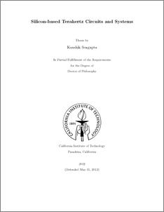 Dissertation library based